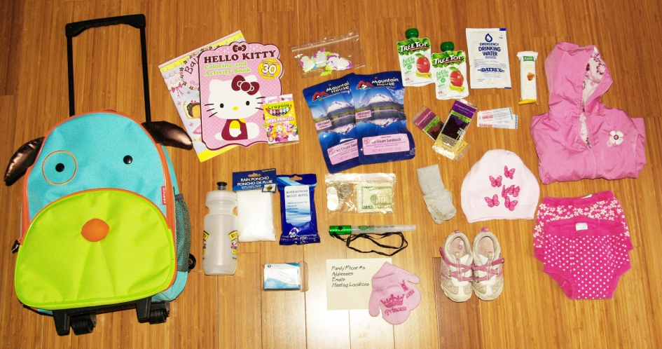 Kids Emergency Kit